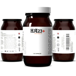 Buy HR23+ hair growth supplement triple pack