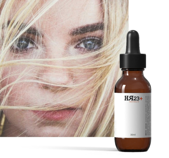 HR23+ hair growth serum