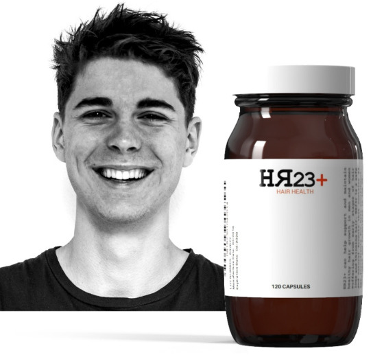 HR23+ hair growth supplement. How does it work?
